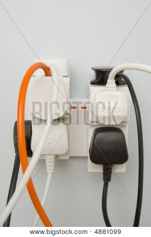 Overloaded Outlet