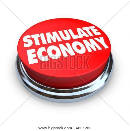 Stimulate Economy - Red Button