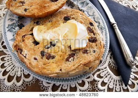 Toasted Teacakes