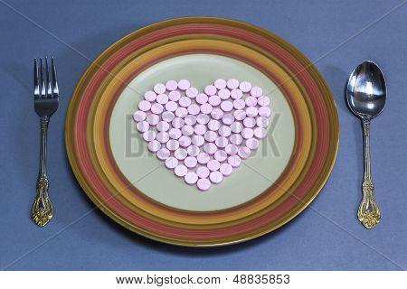 Heart Pills For Health