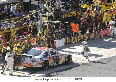 NASCAR in bristol