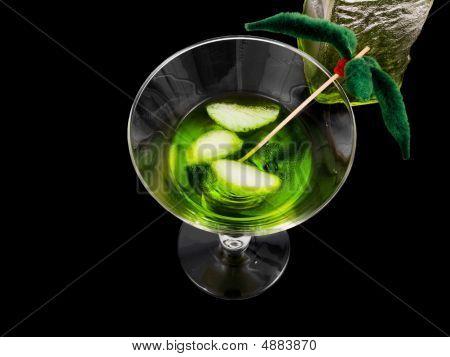 Aerial View Of Beverage