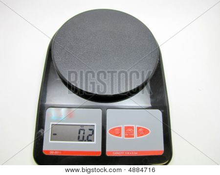 Digital Postage Scale