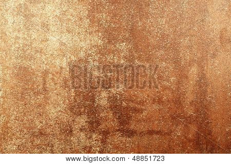 Terra Cotta Textured Background
