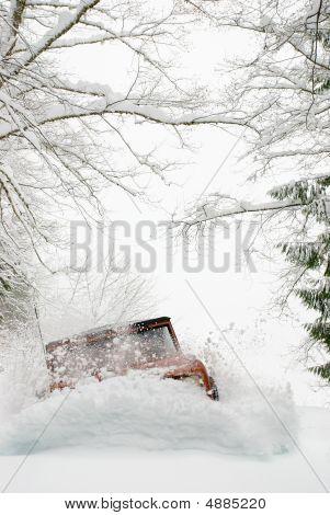 Deep Snow Push