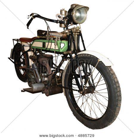 1911 Excelsior Motorbike