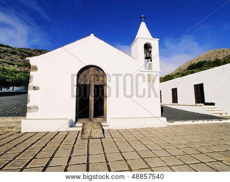 Kings' Chapel On Hierro