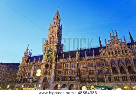 Marienplatz in Munich