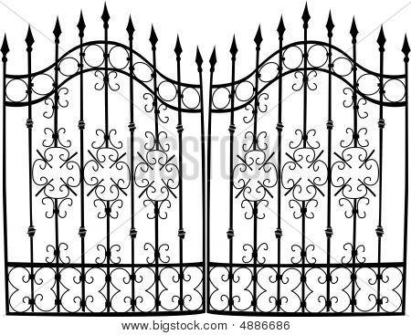 Iron Gate Full Vector
