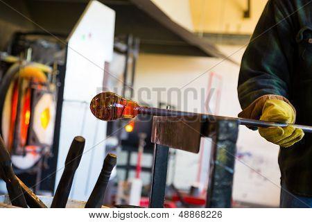 Expert Glassblower