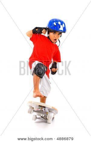 Skate-junge