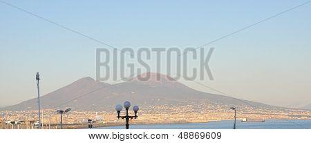 Volcano of Naples