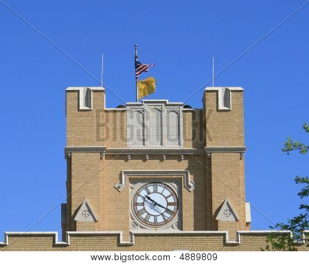 Military Gothic Architecture- Clock Tower