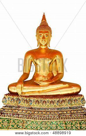 Buddha In Wat Pho