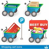 Shopping Cart-Icons
