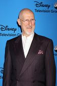 LOS ANGELES - AUG 4:  James Cromwell arrives at the ABC Summer 2013 TCA Party at the Beverly Hilton