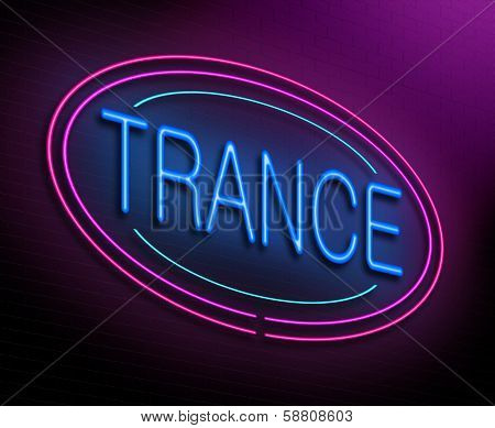 Trance Concept.