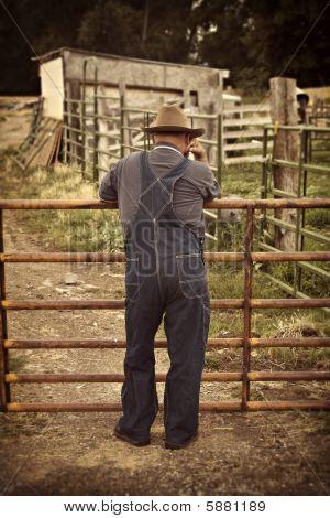 Rustic Farmer