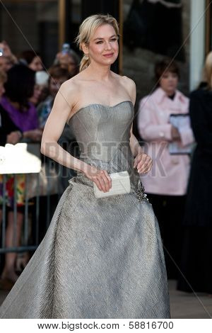 NEW YORK - MAY 18: Actress Rene Zellweger attends the 69th Annual American Ballet Theatre Spring Gala at The Metropolitan Opera House on May 18, 2009 in New York City.
