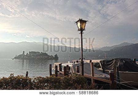 Orta, Piedmont, Italy