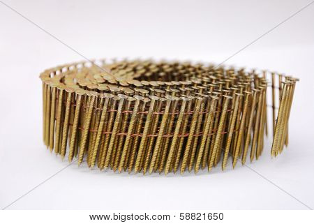Roll Of Nails