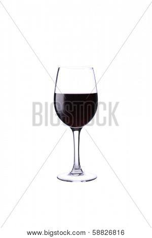 wineglass isolated