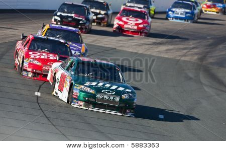 NASCAR: 20. September Sylvania 300