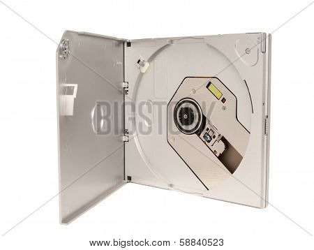 Electronic Collection - Portable External Slim Cd Dvd Drive