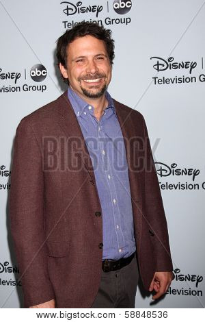 LOS ANGELES - JAN 17:  Jeremy Sisto at the Disney-ABC Television Group 2014 Winter Press Tour Party Arrivals at The Langham Huntington on January 17, 2014 in Pasadena, CA
