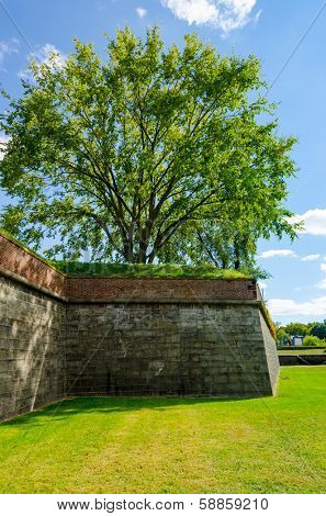 Governors Island, New York: Fort Jay
