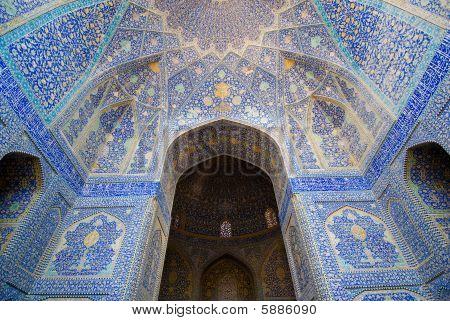 Imam Mosque, Isfahan, Iran