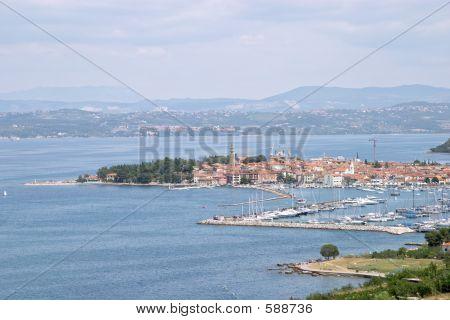 Portoroz (Portorose), Istria, Slovenia
