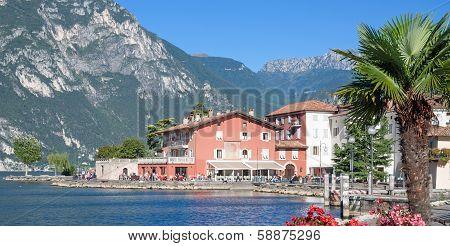 Torbole,Lake Garda,italian Lakes,Italy