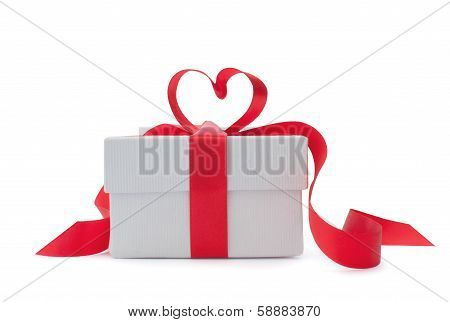 Heart Shape Ribbon