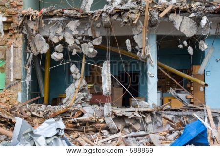 Building Demolition Results