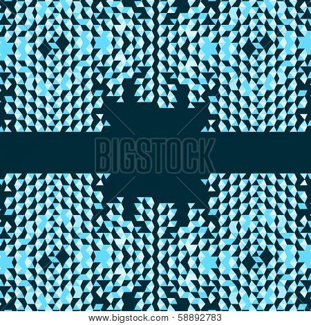 Abstract Cube Design Background | EPS10 Vector Illustration