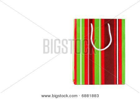 Brightly Colored Shopping Bag