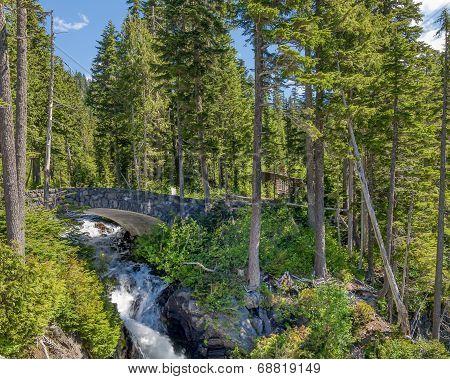 Narada Falls, Mount Rainier National Park, WA