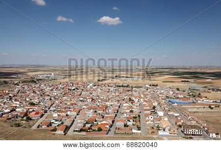 Town Consuegra, Spain