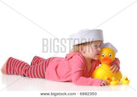Lovey Ducky