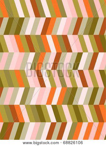 Rectangular Geometric Seamless Pattern