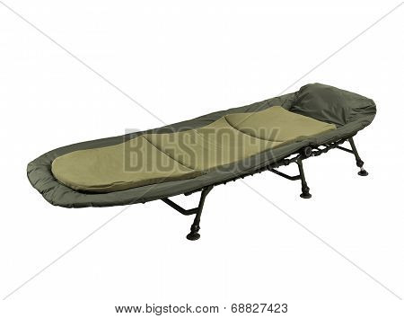 Camp bed