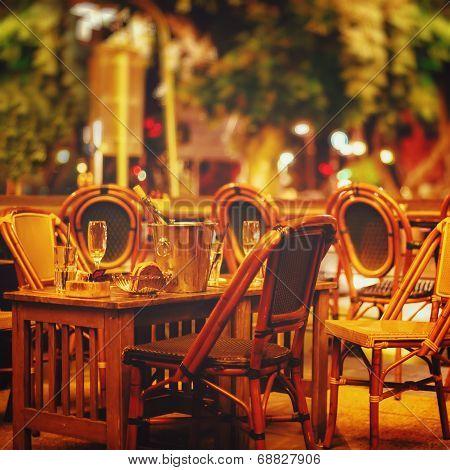 Night Street Cafe