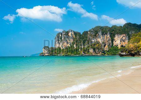 Railay beach ,Krabi, Thailand