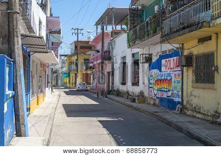 Urban Mexico