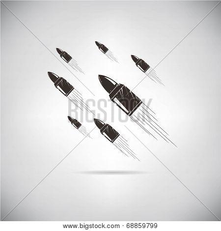 retro bullet