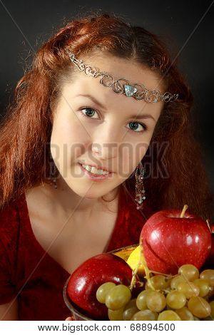 The Goddess Of Harvest