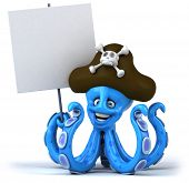 stock photo of octopus  - Octopus - JPG