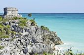 picture of yucatan  - Tulum - JPG