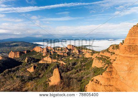 Medulas, Leon,Spain